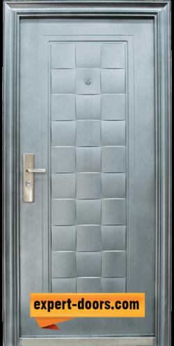 Блиндирана входна врата модел 132 D1 1
