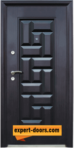 Блиндирана входна врата модел 602 1