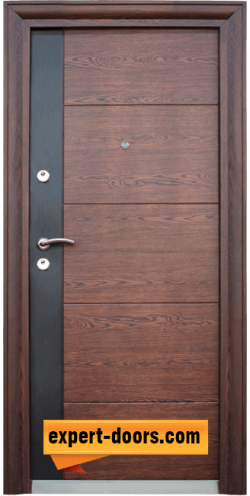 Блиндирана входна врата модел 616 C 1