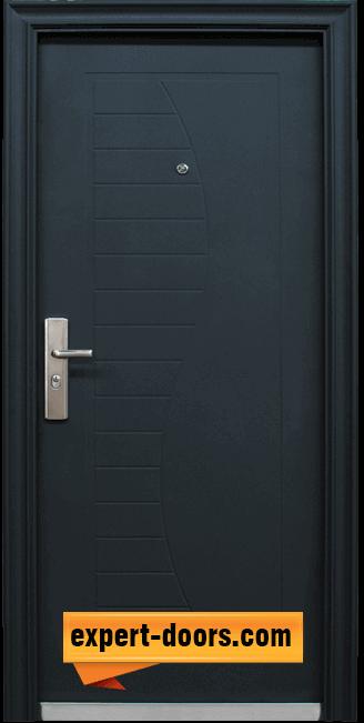 Блиндирана входна врата модел 701 B 1