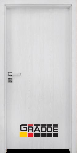 Интериорна врата Gradde Simpel, цвят Сибирска лиственица