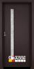 Интериорна врата Gradde Wartburg, цвят Орех Рибейра