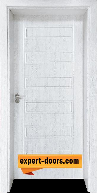 Интериорна врата Gama P 207 Y 1