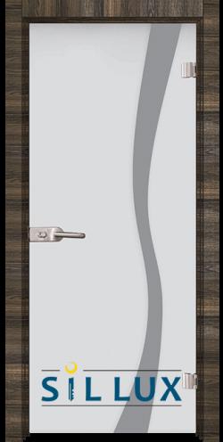 Стъклена интериорна врата Sand G 14 1 E