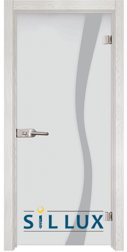 Стъклена интериорна врата Sand G 14 1 F