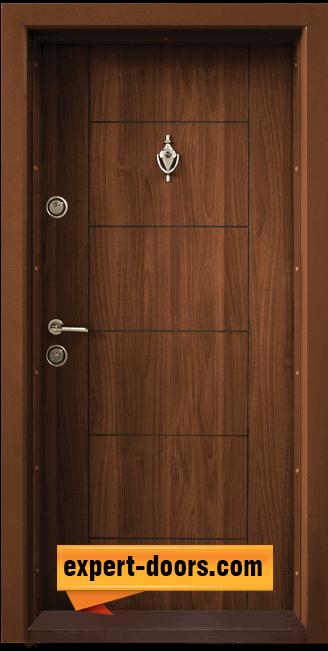 Блиндирана входна врата модел T 102 C 2