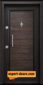 Блиндирана входна врата модел T 369 T 1