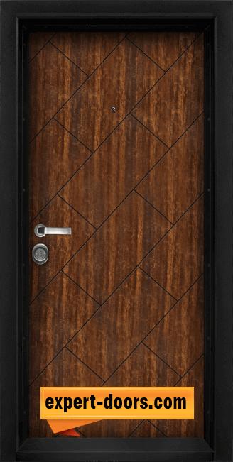 Блиндирана входна врата модел T 904