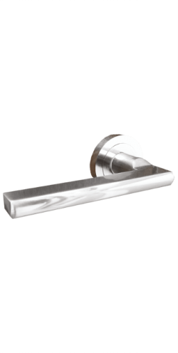 Дръжки 2бр тип розетка за интериорна врата от серия Гама