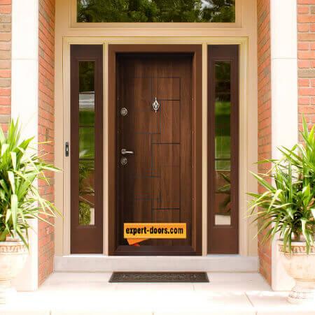 Блиндирана входна врата за къща