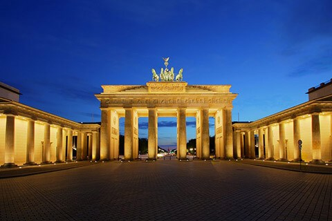 Бранденбургската врата