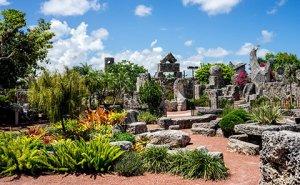 замъка Корал