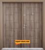 Двукрила входна врата Т-100, цвят Спарта