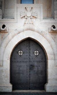goticheska vrata