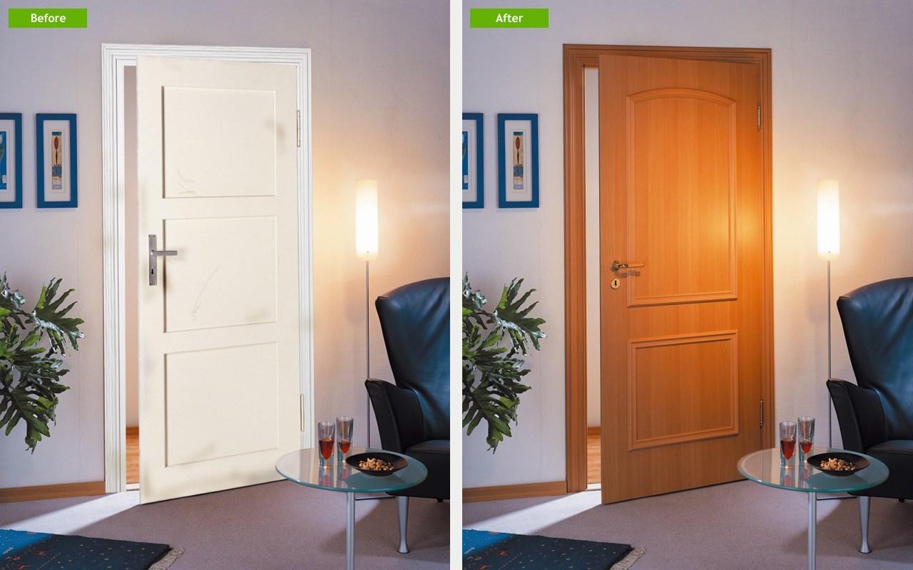 Реновиране на интериорни врати