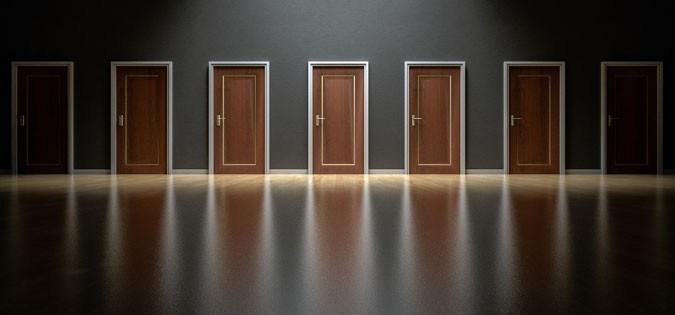 Съвети при избор на нова врата