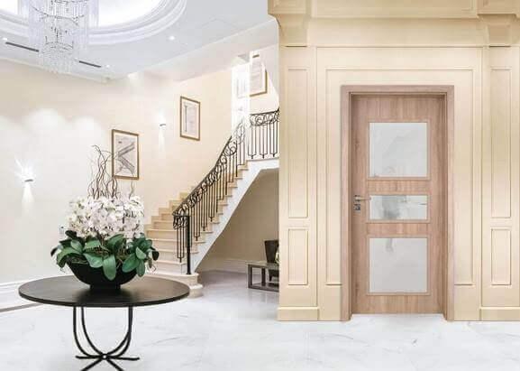 Интериорни врати - промяна на визията на дома