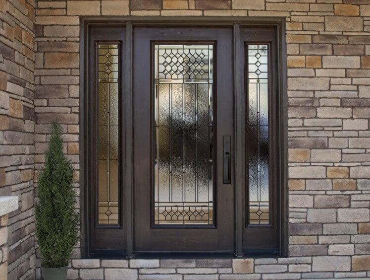 pochistvane eksteriorni vrati 3
