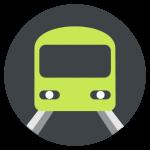 metro emoji vector icon