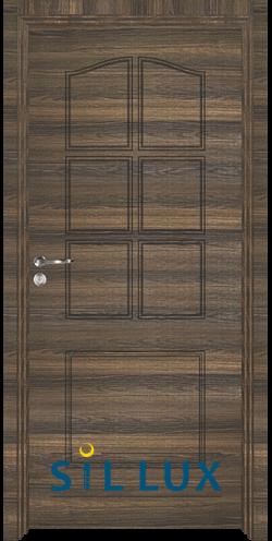 Интериорна врата Sil Lux 3002P Райски орех