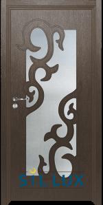 Интериорна врата Sil Lux 3006 Златен кестен