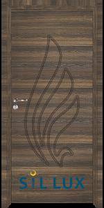 Интериорна врата Sil Lux 3013P Райски орех