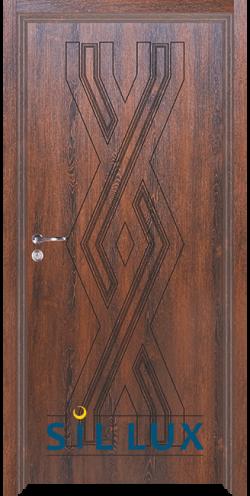 Интериорна врата Sil Lux 3015P Японски бонсай