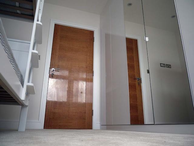 Гланцова врата за дома