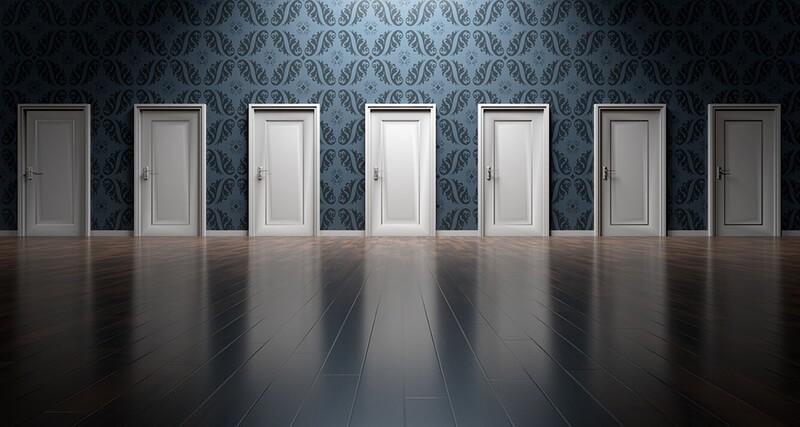 Избор на врата