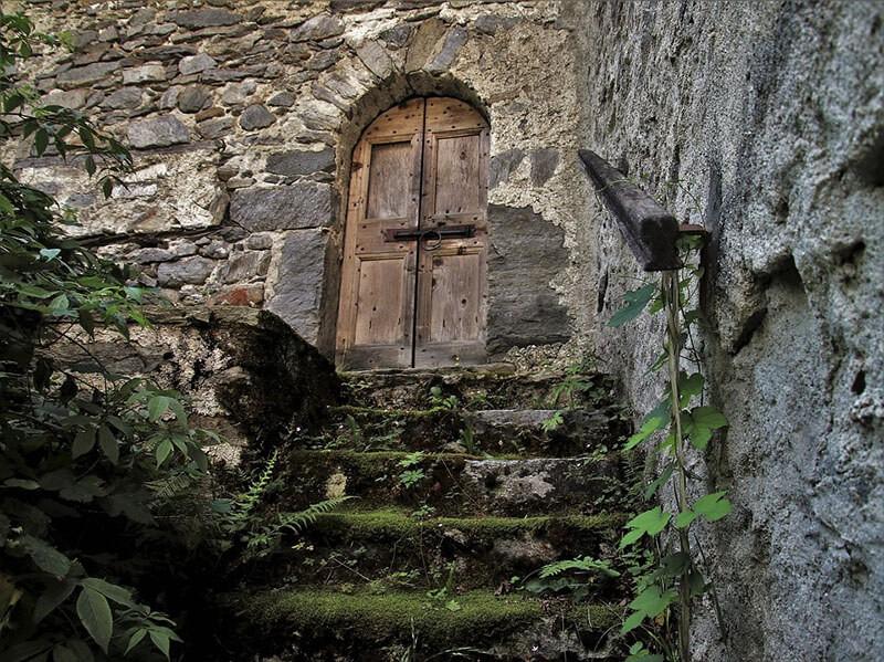 Стара врата