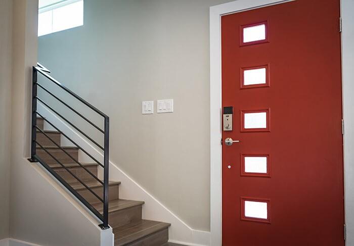 Сигурна входна врата