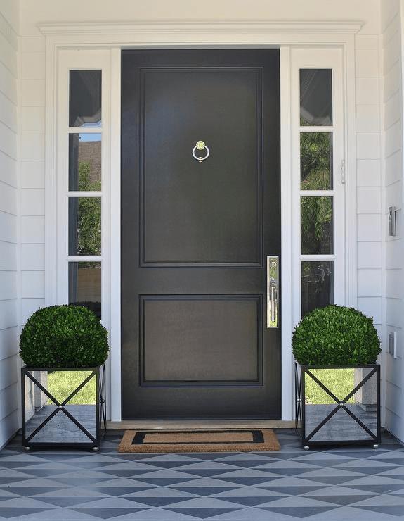 Входна врата за къща в чукче