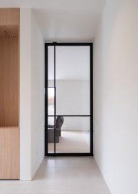 Модерна Стъклена Интериорна Врата