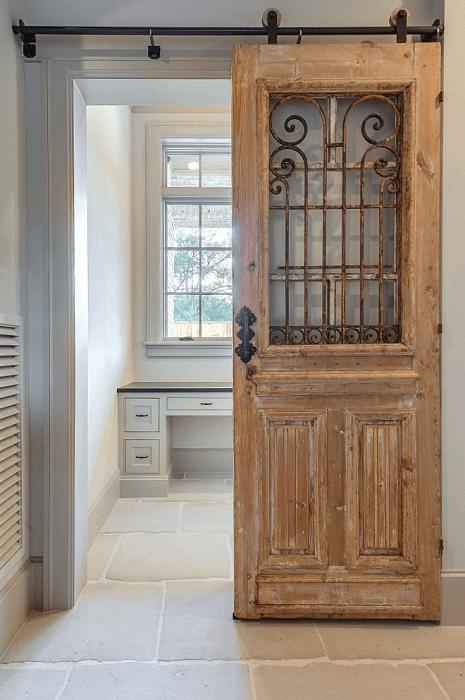 Подновена Интериорна врата