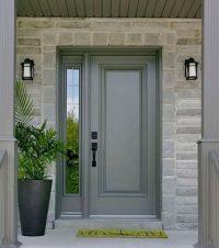 Входна Врата в модерен стил