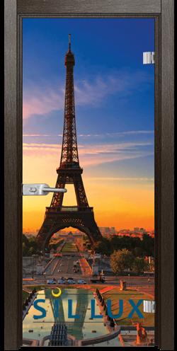 Стъклена интериорна врата Print G 13 12 K