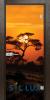 Стъклена интериорна врата Print G 13 17 K