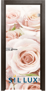 Стъклена интериорна врата Print G 13 7 K