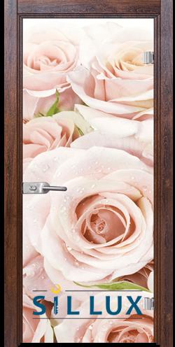 Стъклена интериорна врата Print G 13 7 Q
