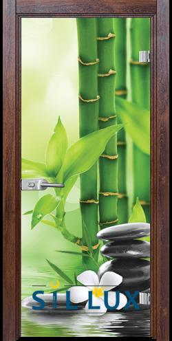 Стъклена интериорна врата Print G 13 9 Q