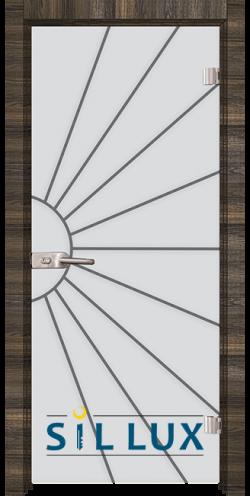 Стъклена интериорна врата Sand G 13 2 E