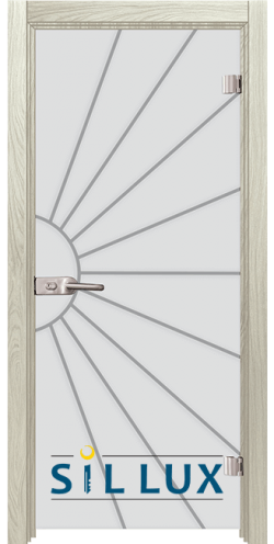 Стъклена интериорна врата Sand G 13 2 I