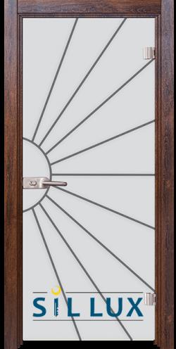 Стъклена интериорна врата Sand G 13 2 Q