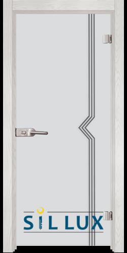 Стъклена интериорна врата Sand G 13 3 F