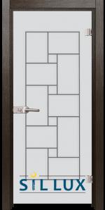 Стъклена интериорна врата Sand G 13 7 K