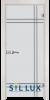 Стъклена интериорна врата Sand G 13 8 F