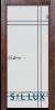 Стъклена интериорна врата Sand G 13 8 Q