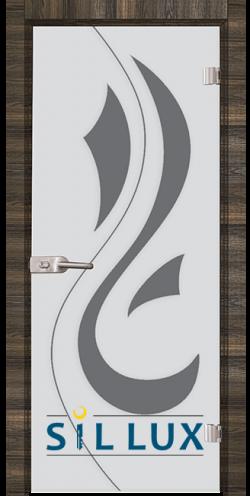 Стъклена интериорна врата Sand G 14 10 E