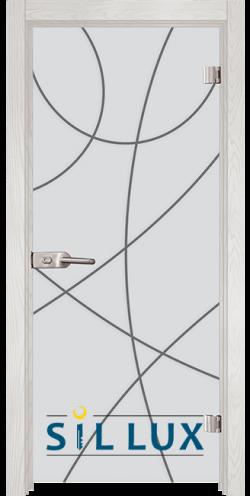 Стъклена интериорна врата Sand G 14 12 F