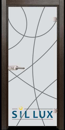 Стъклена интериорна врата Sand G 14 12 K